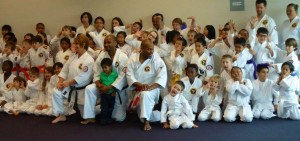 NRK Karate. More than a dojo for martial arts training. Its a family
